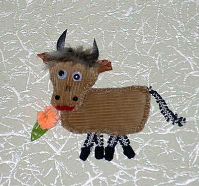 Коровка Мила