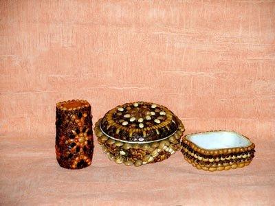 Бобковая керамика