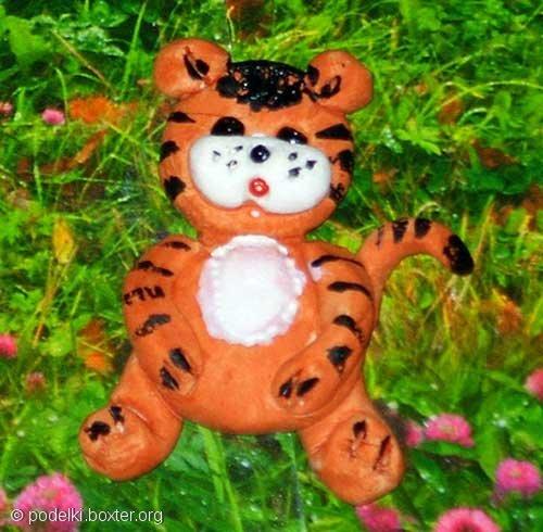 Тигрёнок Рыжик