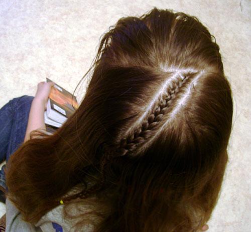 تسريحات شعر ،اجمل واحدث التسريحات للبنوتات الصغار 2018