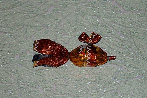 Фантики. Рыбка