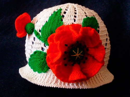 Маковая шапочка